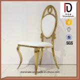 새로운 디자인 타원형 모양 뒤 연회와 당 의자
