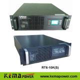 La Rt 10 K (S) de alta frecuencia para montaje en rack SAI online