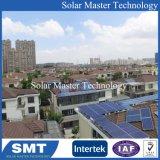 Pitch Support solaire toit, panneau solaire, de fixation du support de montage solaire toit métallique Tin Roof