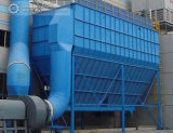 ISOのテストおよび証明の鋼鉄基礎工事デザイン袋の集じん器