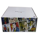 強く物質的な布の段ボール紙ボックス