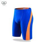 2017 alti Shorts di sport dello Spandex per gli Shorts su ordinazione degli uomini di ginnastica di forma fisica degli uomini