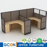 Меламина стола офиса рабочей станции офиса конструкции модульного новые