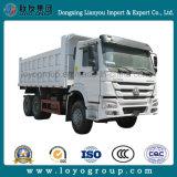 Camion de dumper de Sinotruk HOWO 371HP 10-Wheel 18m3/20m3 6X4
