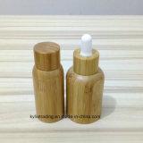 대나무 장식용 콘테이너 플라스틱 병