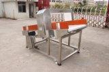 Detetor de metais industrial da correia transportadora da máquina para a deteção de lavagem do metal