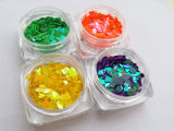 De Kleur van de Parel van het oog schittert voor Kunst en Reeks 12 van de Spijker van de Kleur van de Parel van de Schoonheid van de Spijker de Verpakking van Kg van Kleuren