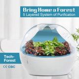 Smart очиститель воздуха для лесного хозяйства с низким энергопотреблением и низким уровнем шума