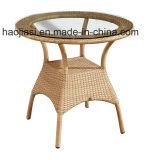 /Rattan extérieur/présidence et Tableau de rotin meubles de jardin/patio/hôtel a placé (le 60h80 CDT de HS1004C&HS)