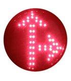 Modulo infiammante rosso & verde diplomato En12368 del semaforo di memoria/LED del segnale stradale del LED