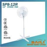 Вентилятор стойки 12 дюймов электрический для пользы домочадца