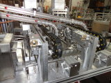 Máquina de rellenar del cartucho automático lleno de la máquina de rellenar del sellante de Silikon