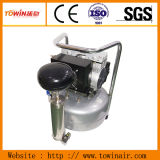 Diseño de famosas con pelo todo-en-uno Oilless compresor de aire (TW7501dn)