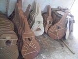 Оптовая торговля Aiersi различных Гавайских Островов гитара Weissenborn ручной работы