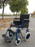 Leichter, manueller Transport-Stuhl, Rollstuhl Kbw871b