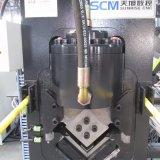 Inscription de poinçon de commande numérique par ordinateur de constructeur et machine de tonte pour la tour de cornières