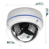 câmera do IP da abóbada do CCTV P2p IP66 IR da rede 5.0MP
