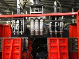 Machine en plastique automatique de soufflage de corps creux de bouteille du HDPE pp