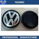 VWの容器のゴルフMK7 GTI 5G0671171のための新しいデザイン65mm中心のホイール・カバー、ホイール・キャップ