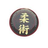 安い大きさのオフセットによって印刷される中国の製造業者のクリスマスの折りえりPin (FTBG014H)