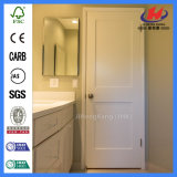 Kiefer-fertige Panel-Innentür-Weiß-Tür