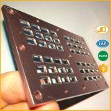 Части CNC алюминия/латуни/нержавеющей стали точности подвергая механической обработке поворачивая части