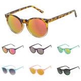 Nuevo diseño de moda Unisex gafas polarizadas Antirreflejos de gafas de espejo
