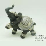 선물 코끼리 동상 적 판매가 인도 코끼리 수지 결혼식에 의하여 호의를 보인다