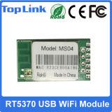 Vente à chaud à faible coût Module WiFi sans fil USB intégré pour Android TV Box avec ce FCC