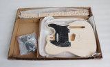 Preiswerte Preis-Zeitlimit-elektrische Gitarren-Karosserien-elektrische Gitarren-Installationssätze