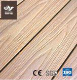 O WPC oco tábua de madeira plástica Deck Co-Extrusion