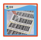 Etiqueta feita sob encomenda do papel de etiqueta do código de barras