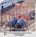 Überseeservice-Gebäude-Gips-Puder-Gerät