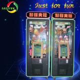 Com moedas super cérebro máquina de jogos educativos para crianças