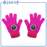 Zwart Col. Knit Gloves Free Pattern in 2017