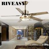 Plafondventilator van de hete LEIDENE van de Verkoop Ventilator van het Plafond de Lichte Met Licht voor Woonkamer