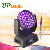 36*18W RGBWA +UV Stadiums-Wäsche-Lichter des Summen-6in1 LED