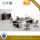 Meubles de bureau modernes L bureau exécutif de gestionnaire de forme (NS-D049)