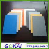 Gokai Fabricante de lámina de acrílico acrílico colores iridiscentes de PMMA hoja para la venta