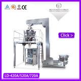 Máquina de embalagem automática para batatas fritas Altamente recomendado no industrial de alimentos