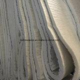 Hochtemperaturisolierung Needled Basalt-Faser-Filz schlägt mit Aluminium