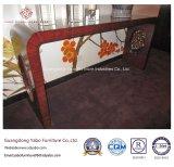 나무로 되는 장식적인 콘솔 테이블 (YB-F-2838)를 가진 호텔 복도 가구