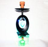 De Vaas + de Pijpen van het water voor de Rokende Elektronische Sigaret Mini Elektronische Cigarett van de Waterpijp van Shisha van het Asbakje van de Pijp van de Waterpijp van het Glas van de Staaf Shisha Rokende