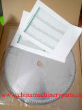 алюминиевое лезвие вырезывания 250*4.0*40t