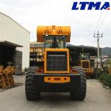 Chargeuse sur pneus chinoise 6 tonnes avec godet 3.5 M3