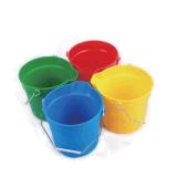 10L 14L seau en plastique à usage intensif de graduations en relief pintes de godet de nettoyage et les litres