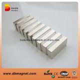 N45長方形の常置ネオジムの発電機の磁石