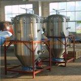Фильтр листьев давления для нефтедобывающей промышленности