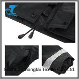 Vestito della pioggia del motociclo attrezzo della pioggia delle 2 parti per l'adulto