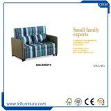 居間の寝室のキャビネットが付いている屋外の家具の記憶の腰掛けのソファーベッド